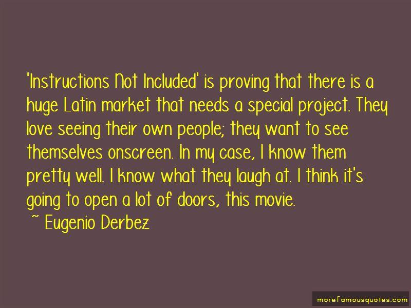 Eugenio Derbez Quotes Pictures 2