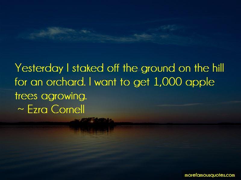 Ezra Cornell Quotes Pictures 2