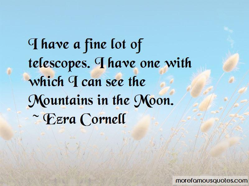 Ezra Cornell Quotes Pictures 3