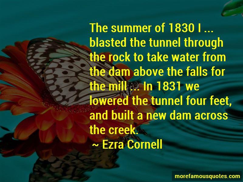 Ezra Cornell Quotes Pictures 4