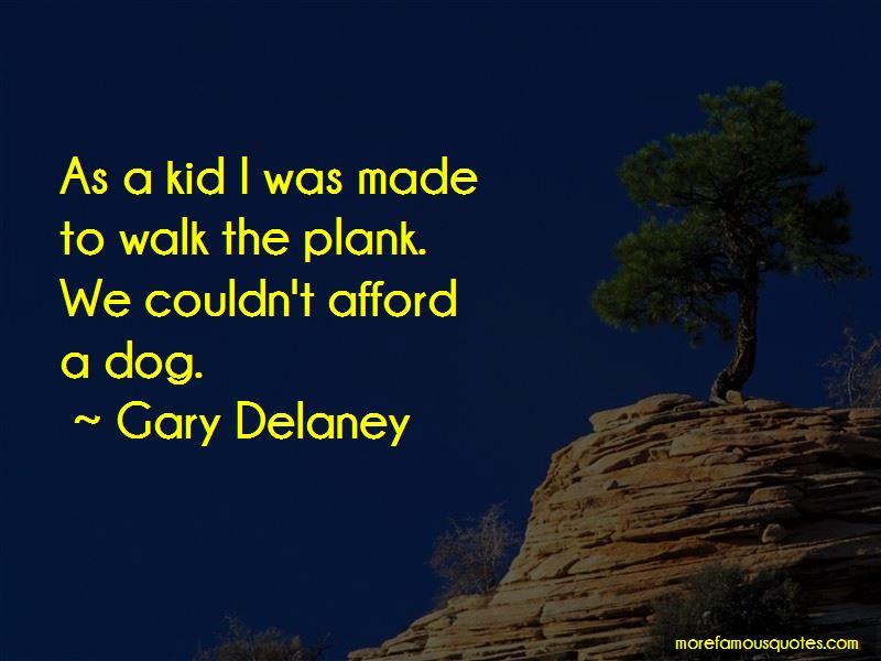 Gary Delaney Quotes
