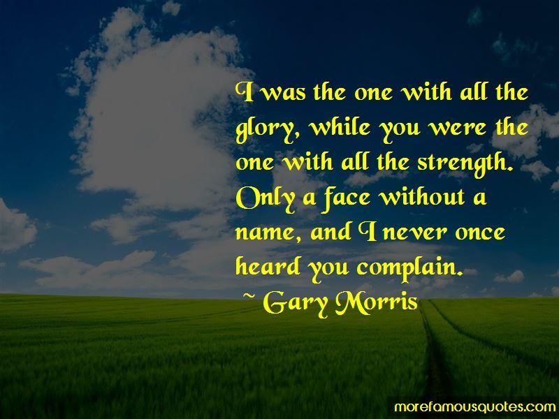 Gary Morris Quotes