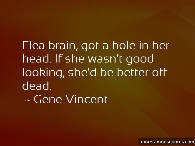 Gene Vincent Quotes