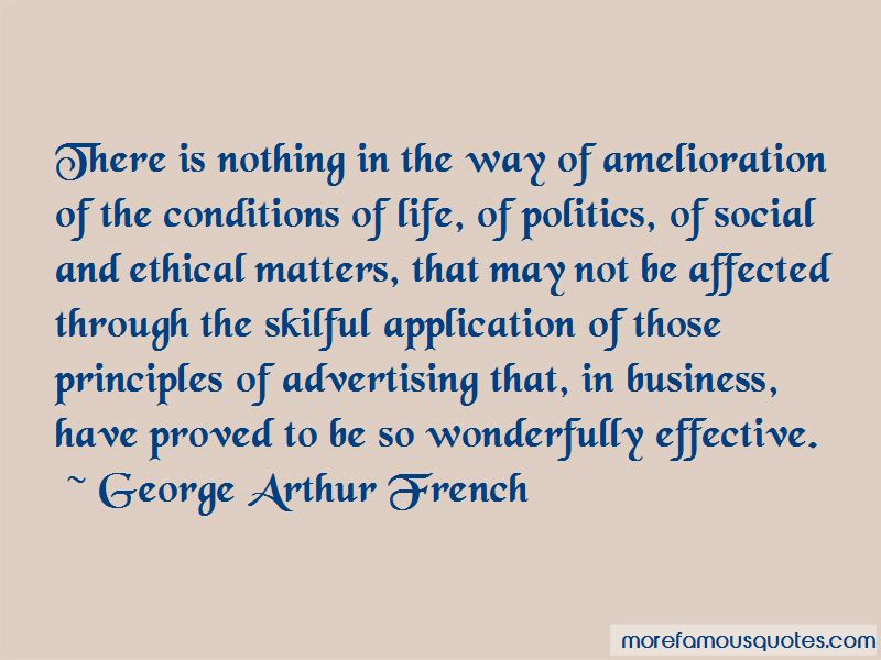 George Arthur French Quotes Pictures 2