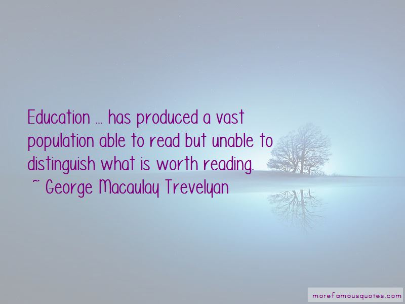 George Macaulay Trevelyan Quotes Pictures 4