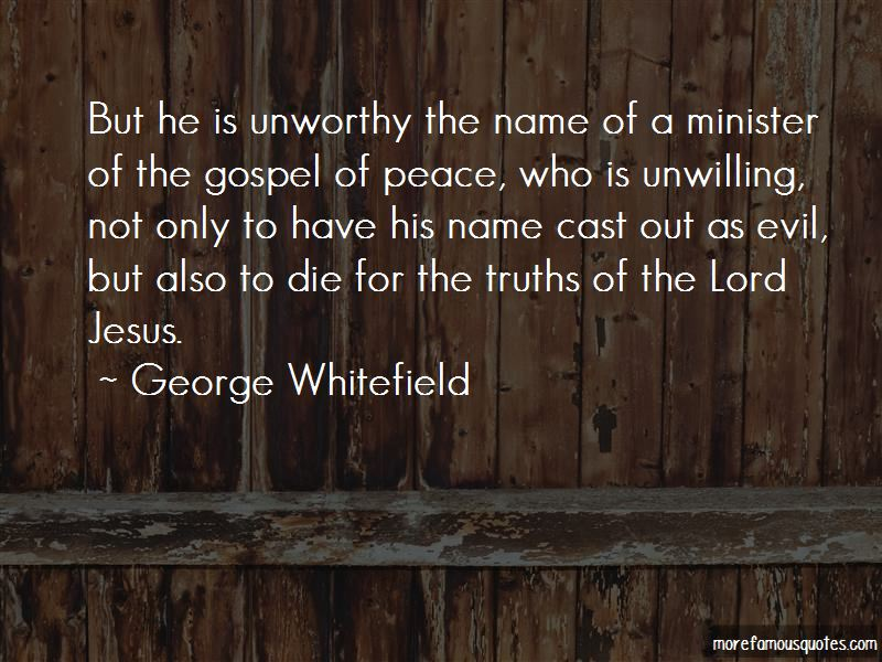 George Whitefield Quotes Pictures 4