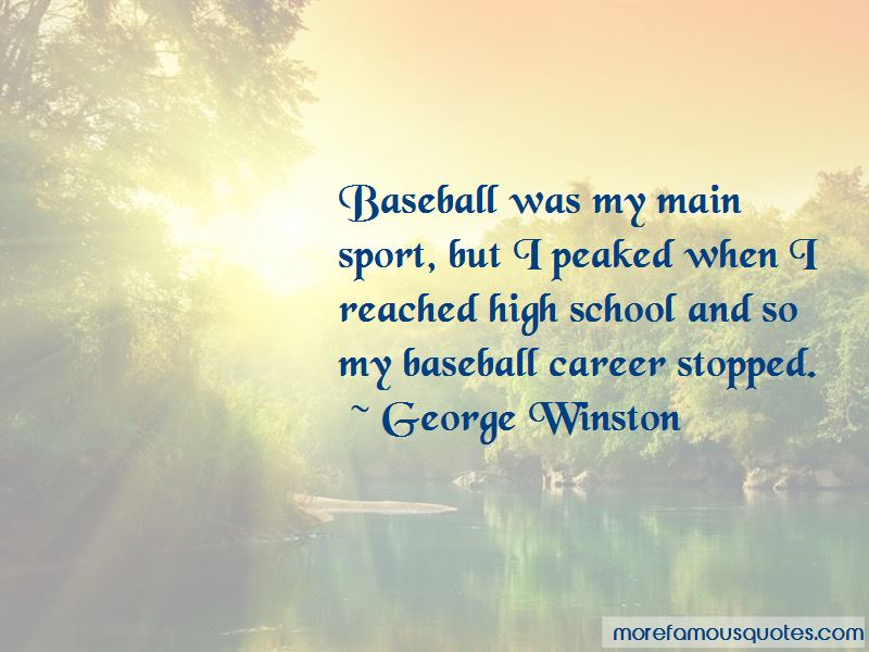 George Winston Quotes Pictures 3