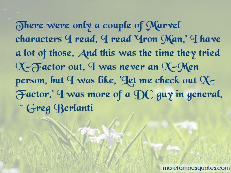 Greg Berlanti Quotes Pictures 2