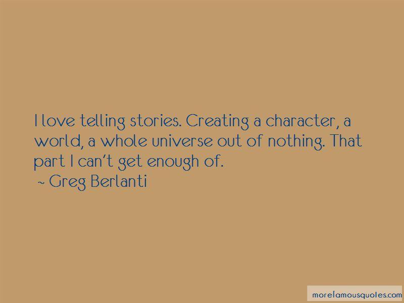Greg Berlanti Quotes Pictures 4