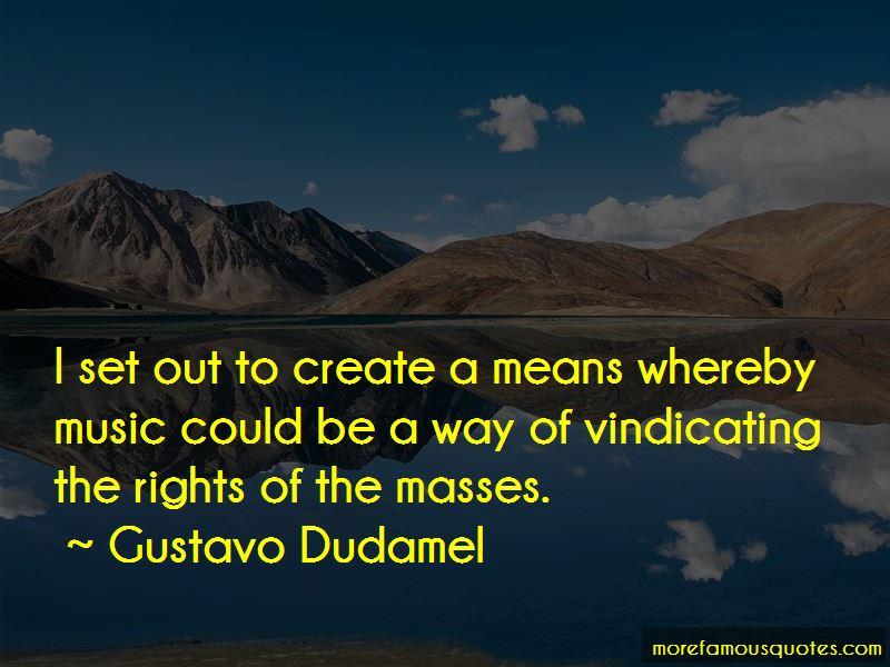 Gustavo Dudamel Quotes Pictures 2