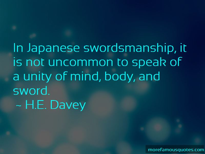H.E. Davey Quotes Pictures 3