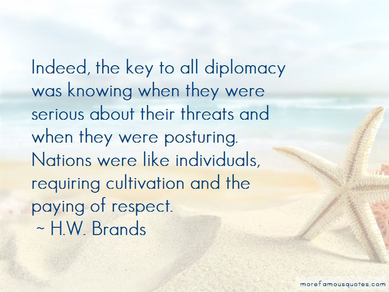 H.W. Brands Quotes Pictures 2