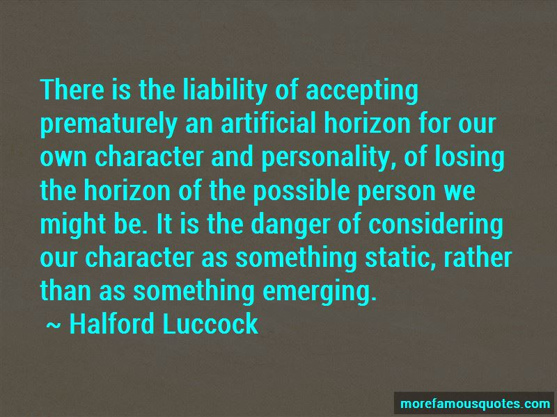 Halford Luccock Quotes Pictures 2