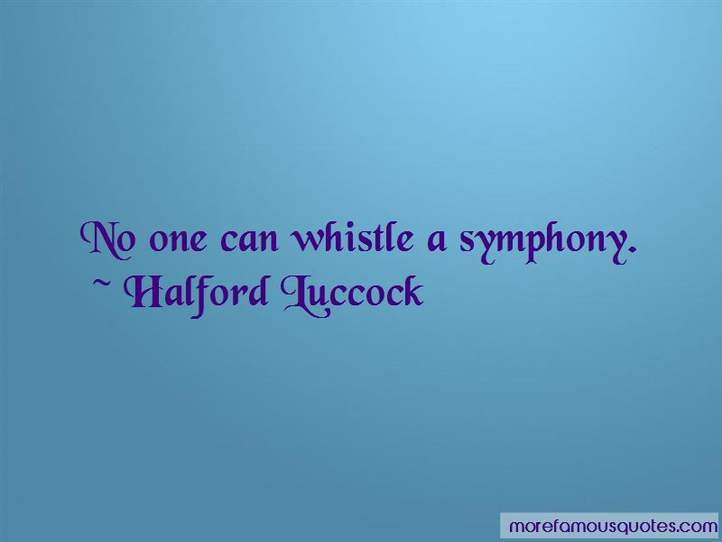 Halford Luccock Quotes Pictures 3
