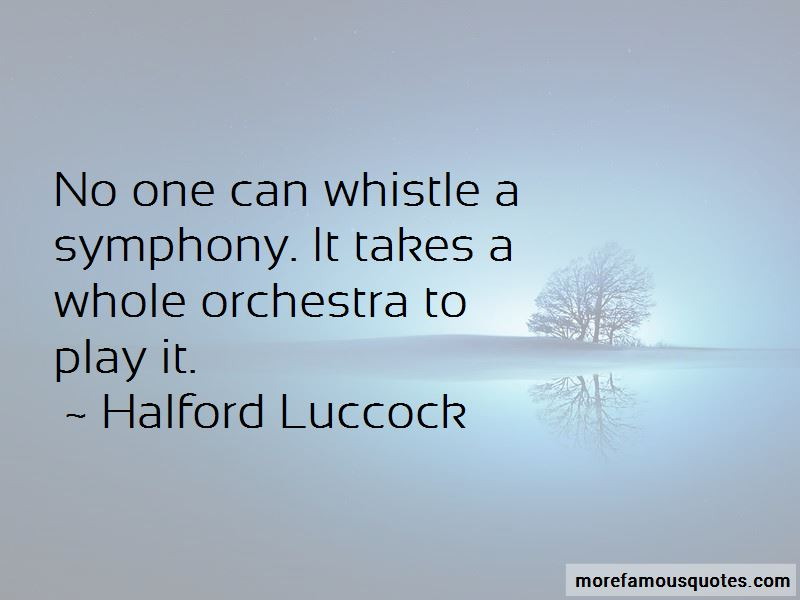 Halford Luccock Quotes Pictures 4