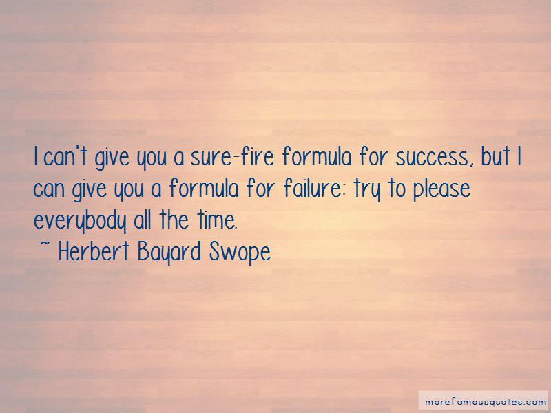 Herbert Bayard Swope Quotes Pictures 2