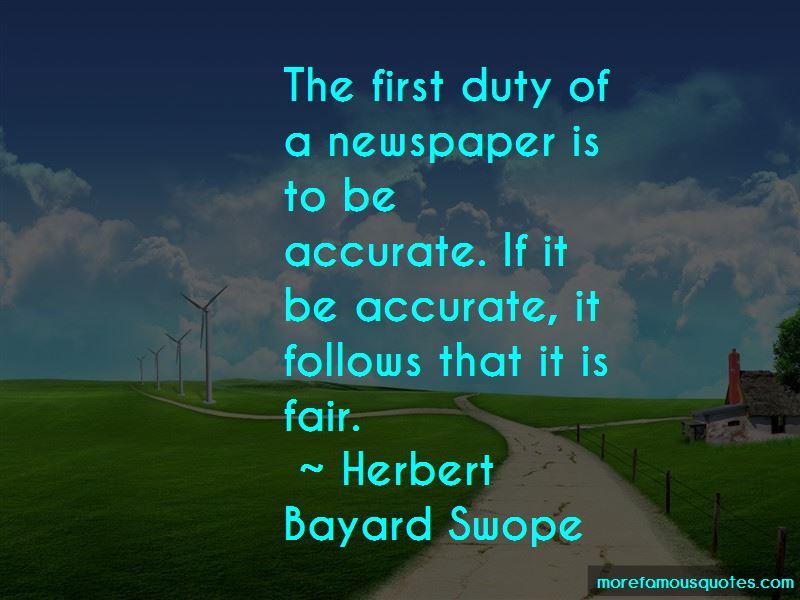 Herbert Bayard Swope Quotes Pictures 4