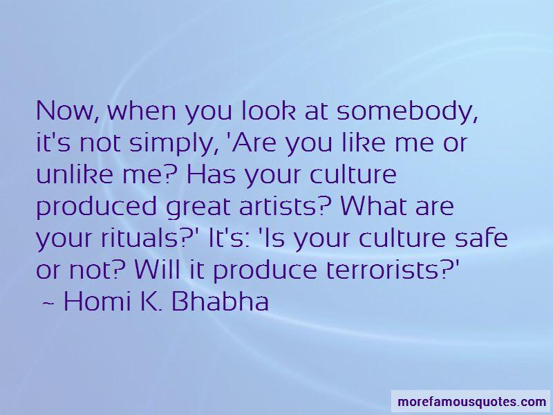 Homi K. Bhabha Quotes