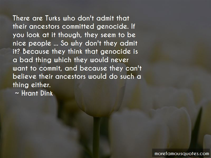 Hrant Dink Quotes