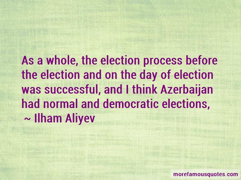 Ilham Aliyev Quotes Pictures 2