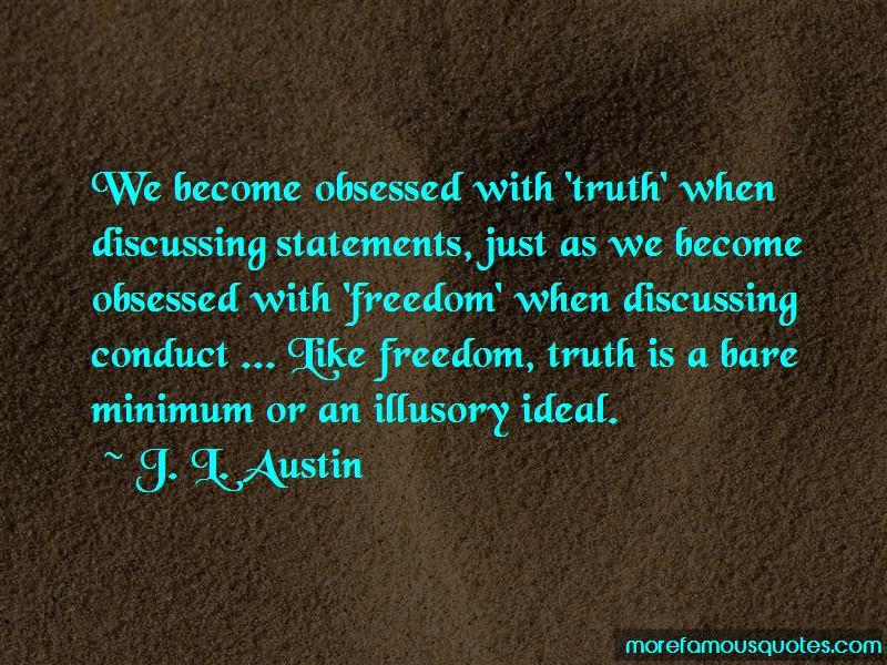 J. L. Austin Quotes Pictures 2