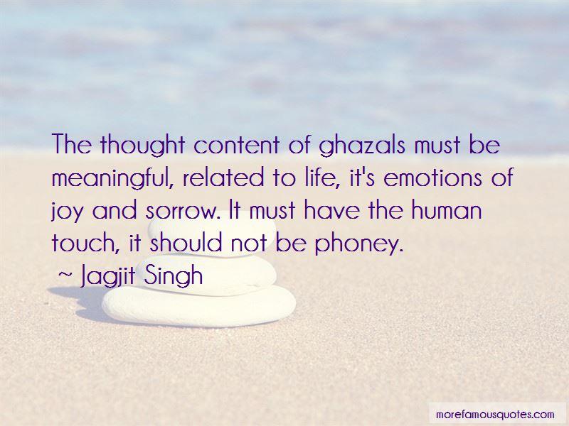 Jagjit Singh Quotes Pictures 2