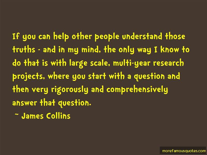 James Collins Quotes