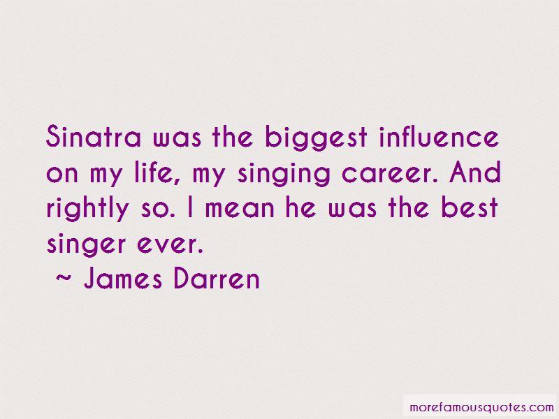 James Darren Quotes