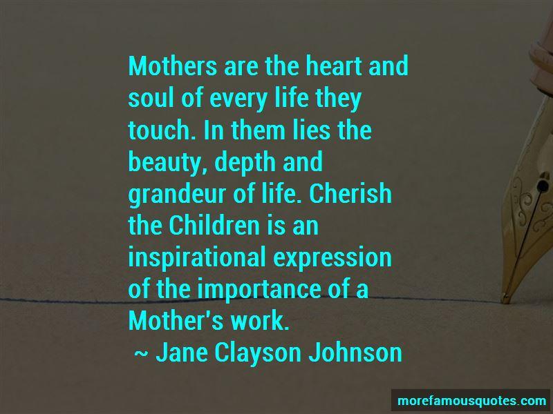 Jane Clayson Johnson Quotes