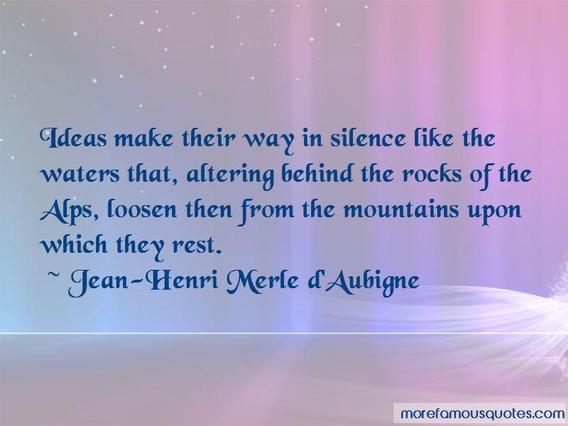 Jean-Henri Merle D'Aubigne Quotes Pictures 2