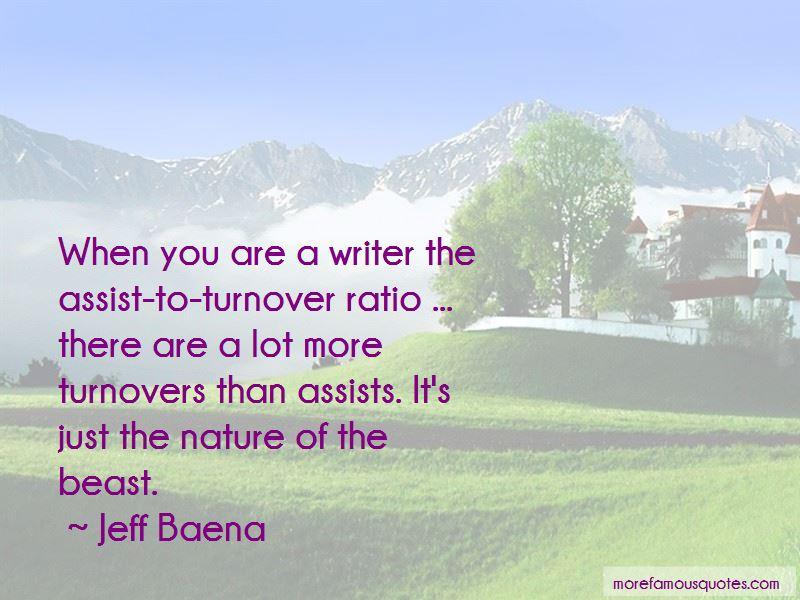 Jeff Baena Quotes