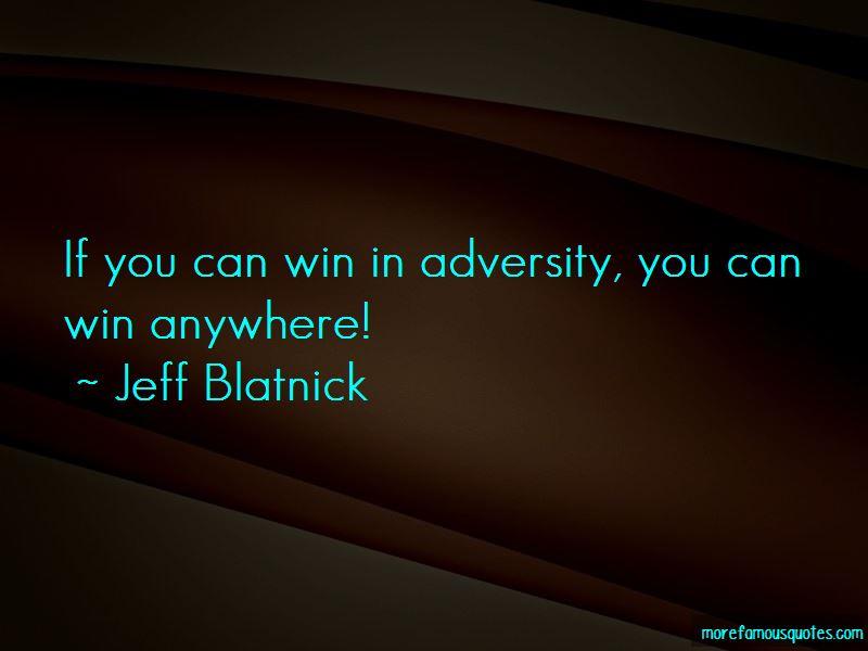 Jeff Blatnick Quotes