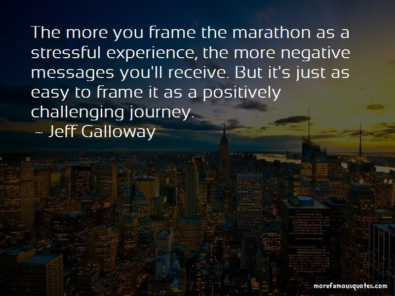 Jeff Galloway Quotes Pictures 3