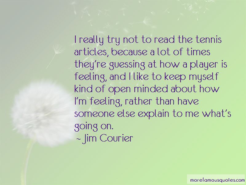 Jim Courier Quotes Pictures 3