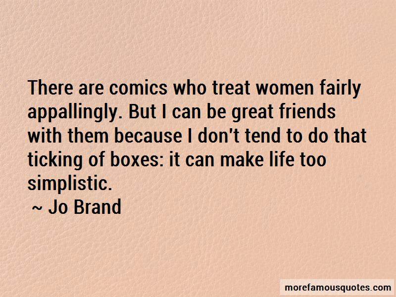 Jo Brand Quotes Pictures 3
