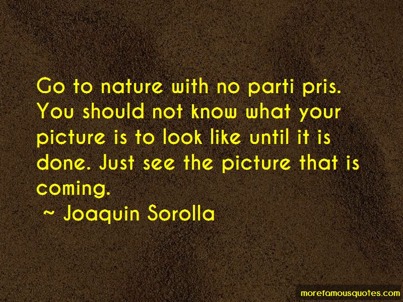 Joaquin Sorolla Quotes Pictures 3