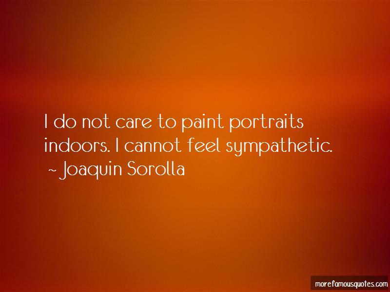 Joaquin Sorolla Quotes