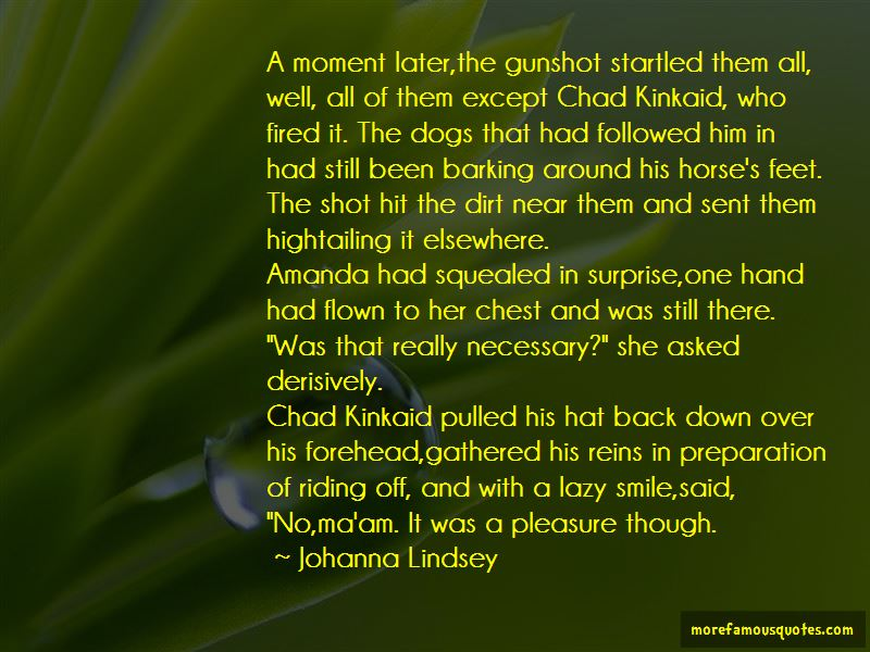 Johanna Lindsey Quotes Pictures 2