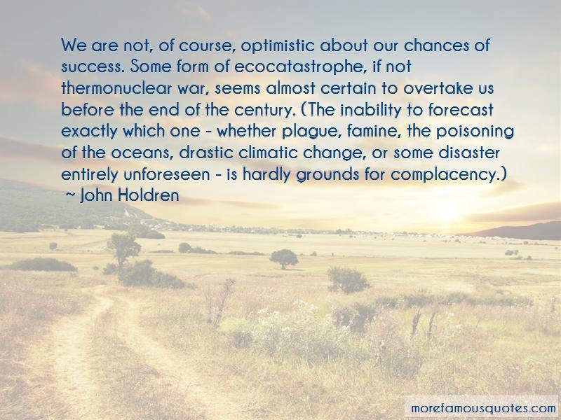 John Holdren Quotes Pictures 2
