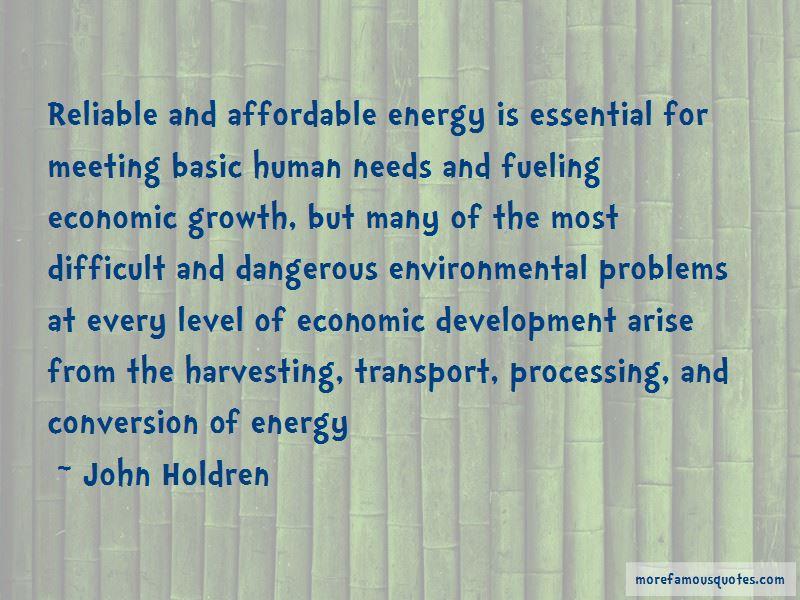 John Holdren Quotes Pictures 3