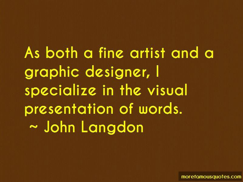 John Langdon Quotes