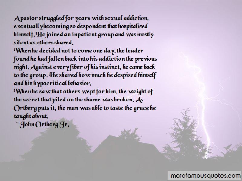 John Ortberg Jr. Quotes