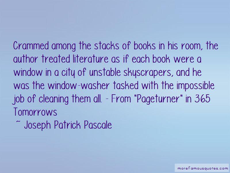 Joseph Patrick Pascale Quotes Pictures 2