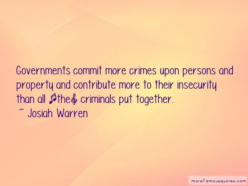 Josiah Warren Quotes Pictures 3