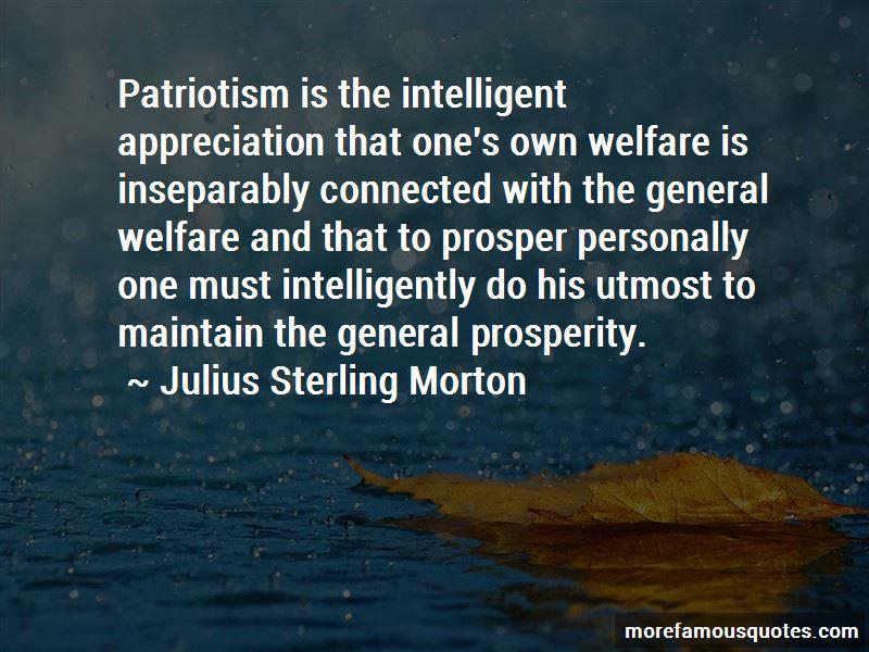 Julius Sterling Morton Quotes Pictures 3