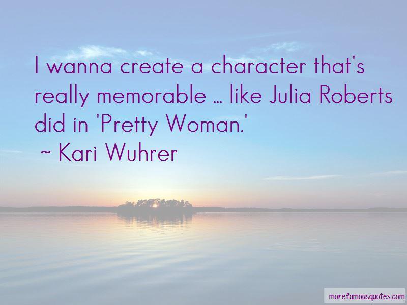 Kari Wuhrer Quotes Pictures 2