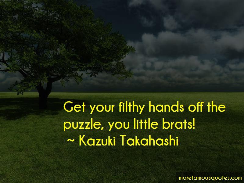 Kazuki Takahashi Quotes Pictures 3