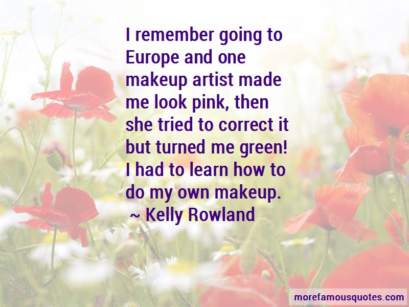 Kelly Rowland Quotes Pictures 2
