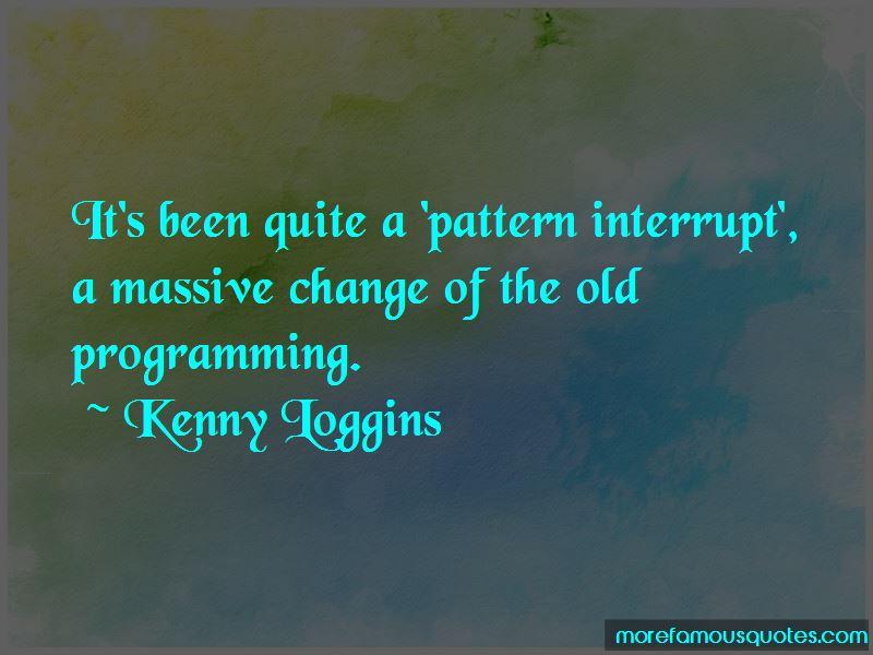 Kenny Loggins Quotes