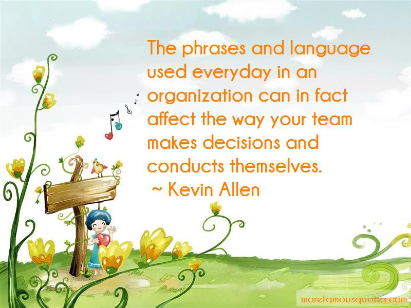 Kevin Allen Quotes Pictures 3